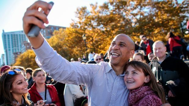 SENATOR SELFIE: Send Us Your Cory Booker Pics