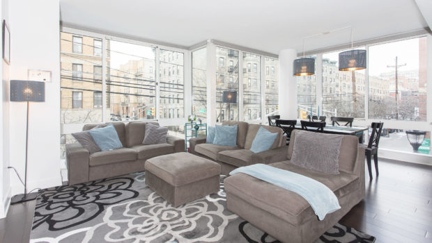 FEATURED PROPERTY: 1100 Maxwell Lane #233, Hoboken; Exquisitely Finished 3BR/2.5BA  — $1,575,000