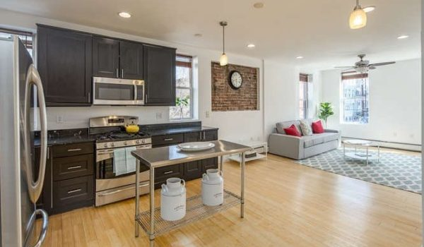 FEATURED PROPERTY: 536 Bloomfield Street #2, Hoboken; Midtown 3BR/2BA—$779,000