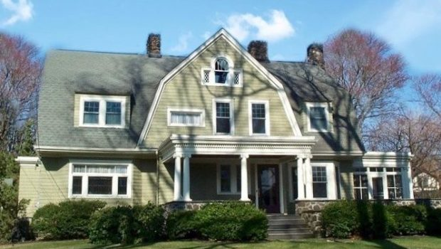 FEATURED PROPERTY: 657 Boulevard, Westfield—6BR/4BA Colonial