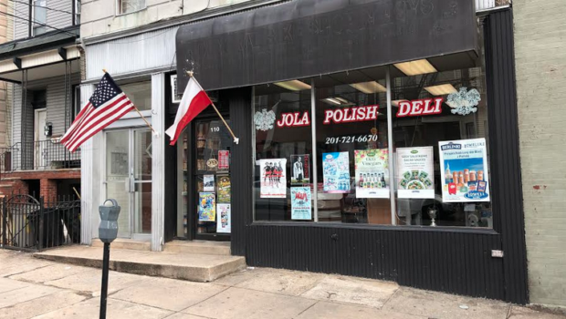 LENT FOR LUNCH: Jola Polish Deli — Pierogi