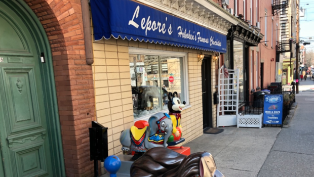 BAD COCOA HABIT: Hoboken Homemade Chocolate Shop Burglarized
