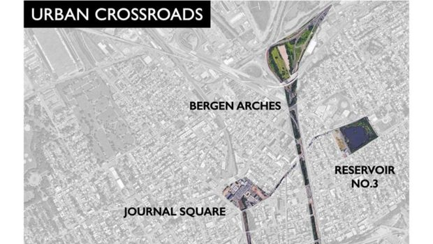 URBAN CROSSROADS: Jersey City Arts Council Explores Opportunities for Re-imagined Ecological Infrastructure