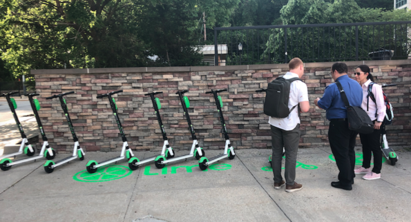 LIME SQUEEZE: Hoboken Extracting Revenue From Scooter Rideshare Program; Safety Enforcement Questions Linger
