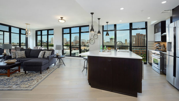 FEATURED PROPERTY: 84 Willow Ave #PHA, Hoboken; 3BR/2BA Downtown Penthouse — $1,495,000