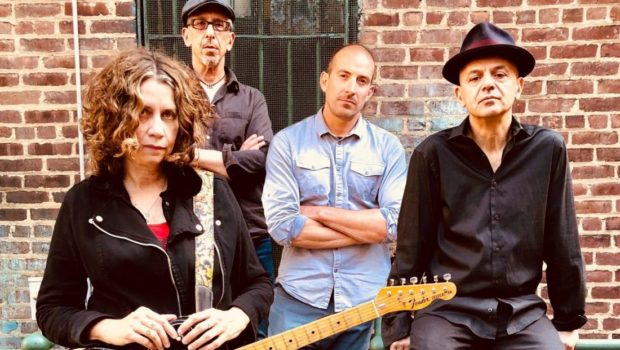 REVIEW: 'Hey Kid' by the Karyn Kuhl Band — Hoboken Rock Heroes Return With a Politically-Charged EP