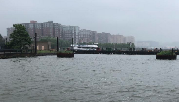 """GOOD FAITH NEGOTIATIONS"": Hoboken Offers NY Waterway $13.1 Million for Union Dry Dock"