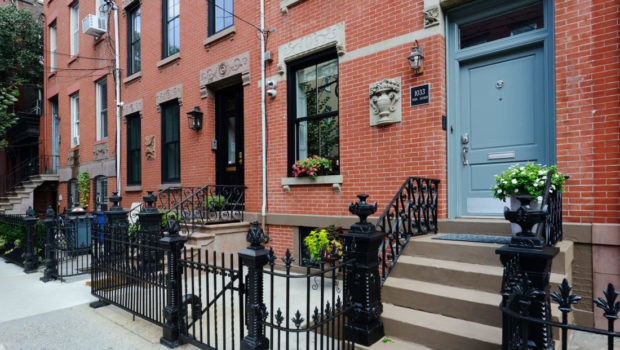 FEATURED PROPERTY: 1033 Park Avenue, Hoboken; Historic Row House, 5BR/3.5BA—$2,800,000