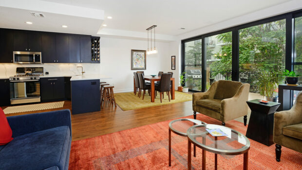 FEATURED PROPERTY: 88 Madison Street #2, Hoboken; 3BR/2.5BA Townhouse w/ Parking — $1,695,000