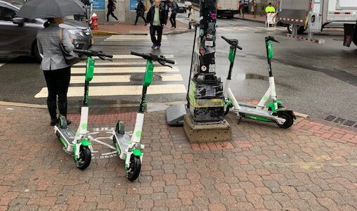 Hoboken Sees Its First Scooting-While-Intoxicated Arrest