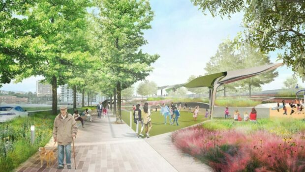 GREEN ACRES: Hoboken Awarded $1.8M Grant to Aid With Park Projects, Dog Runs