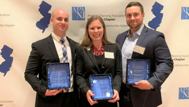 Hoboken Staffers Honored with Distinguished Emerging Planner Awards
