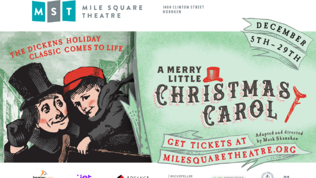 """A Merry Little Christmas Carol"" Comes to Mile Square Theatre 