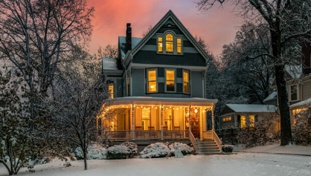 FEATURED PROPERTY: 74 Winsor Place, Glen Ridge; 6BR/3.2BA Restored Victorian — $1,199,000
