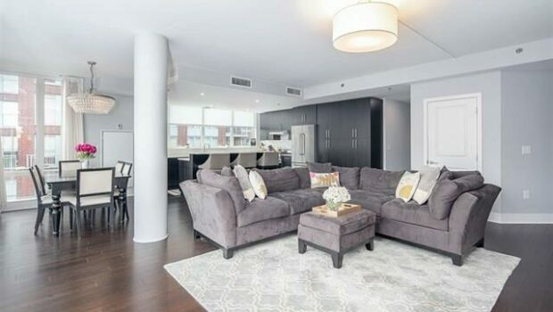 FEATURED PROPERTY: 1100 Maxwell Lane #802, Hoboken ; Stunning 3BR/2.5BA Luxury Corner Condo — $1,850,000