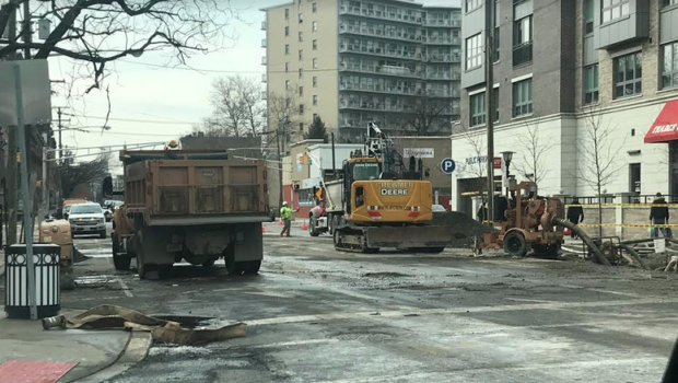 Hoboken Water Main Break Woes Continue Into Second Day