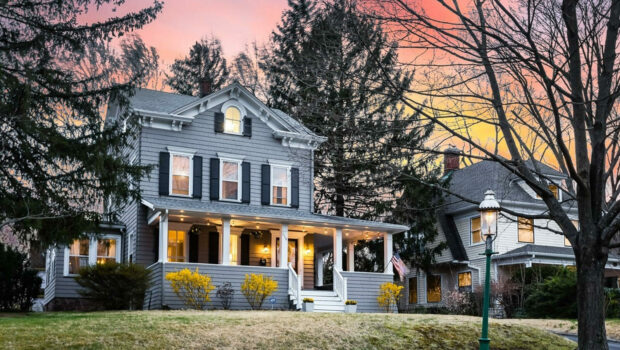 FEATURED PROPERTY: 338 Maolis Avenue, Glen Ridge | 4BR Victorian Home | $735,000