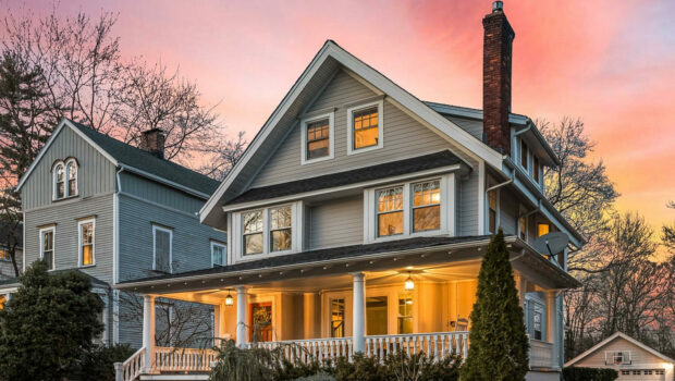 FEATURED PROPERTY: 120 Chestnut Street, Montclair | Historic 5BR/2.5BA | $749,000