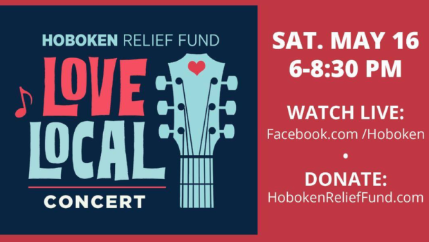 LOVE LOCAL: Cake Boss, Mayor & More Come Together for Hoboken Relief Fund Online Benefit Concert — SATURDAY, MAY 16 @ 6 p.m.