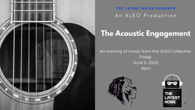 "Over Two-Dozen Area Musicians Virtually Unite for ""The Acoustic Engagement"" – Friday, June 5 @ 9 p.m."