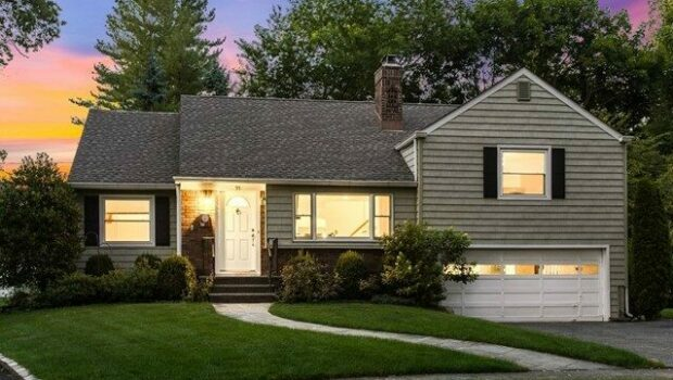 FEATURED PROPERTY: 71 Chestnut Hill Place, Glen Ridge | Spacious 4BR/3BA | $629,000