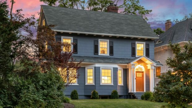 FEATURED PROPERTY: 224 Bay Ave., Glen Ridge | 4BR/2.1BA Colonial | $699,000
