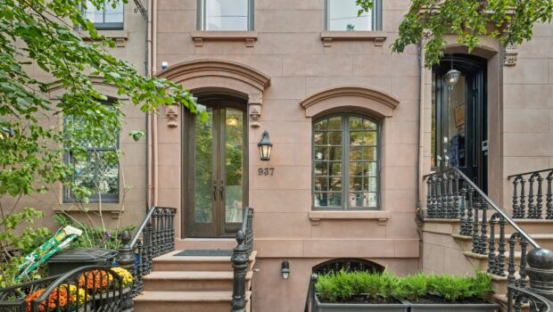 FEATURED PROPERTY: 937 Bloomfield Street, Hoboken | 5BR/3BA Brownstone | $2,250,000