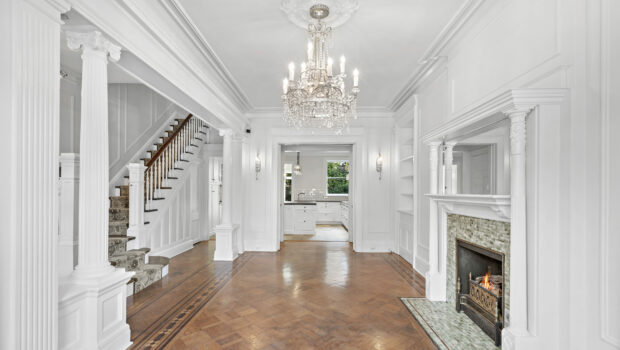 FEATURED PROPERTY: 907 Hudson Street, Hoboken | Historic 4BR/2BA Brownstone | $2,750,000