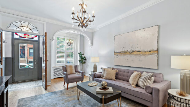 FEATURED PROPERTY: 917 Park Avenue, Hoboken | 4BR/2BA Renovated Townhome | $1,495,000
