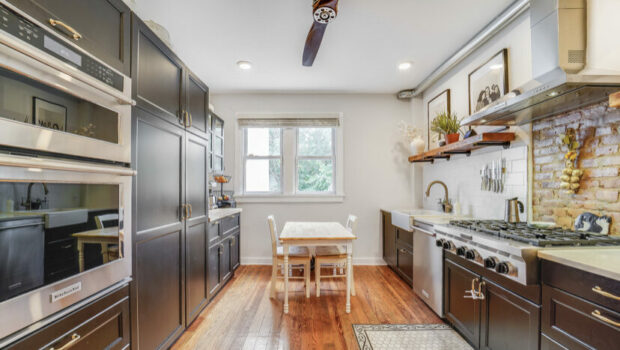 FEATURED PROPERTY: 129 Thorne Street, Jersey City Heights | 4BR/2BA Single-Family Rowhouse | $650,000